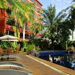 Nova Park Hotel Pattaya Bild
