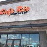 New Cafe Rio location.