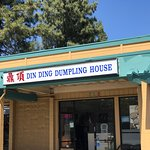 Exterior of Din Ding Dumpling House in Fremont.