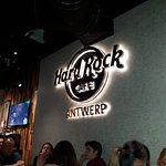 Hard Rock Cafe Antwerp Foto
