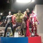 Marvel Avengers S.T.A.T.I.O.N.の写真