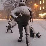 Dan in winter