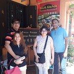 With Family at Kocik Kitchen