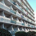 Bigger seaview balconies