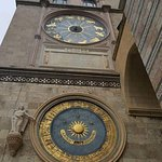 Bell Tower and Astronomical Clock (Orologio Astronomico) Foto