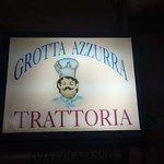 Zdjęcie Grotta Azzurra