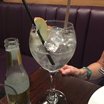Proper G&T - from a long list!