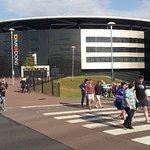 Stadium mk Photo