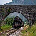 Steam train | Photo: Dave Collier