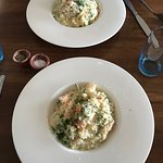 Lobster and Crab Risotto