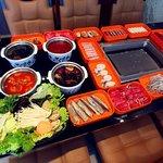 Photo de Pin Korean BBQ & Hot Pot