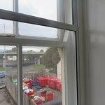 view of rubbish area spoils view