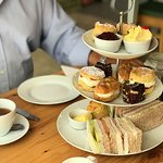 Why not indulge in our Cotswold High Tea for two?