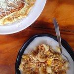 Savoury pancake