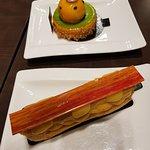 2 delicious deserts we had