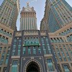 صورة فوتوغرافية لـ Abraj Al-Bait Towers