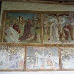 Fresken an der Kirche