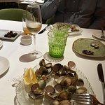 Baby clams- super fresh & juicy