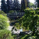 Kasugai Gardens in the heart of downtown Kelowna