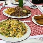 Portugese food at Comida Portuguesa