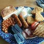 The Large Breakfast