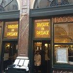 Foto van La Taverne du Passage