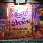 Photo of Angels & Demons Restaurant