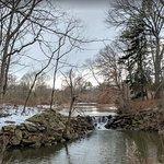 Duke Farms - waterfall