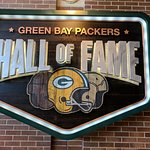 Billede af Green Bay Packer Hall of Fame