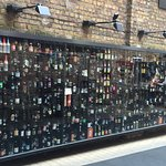 Photo of 2be Beer Wall