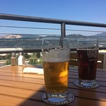 The view and brew