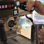 Bilde fra Kaffebønnen