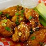 Buffalo Wings (Sweet & Spicy)