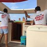 Fotografie: Blue Star Boat Tours