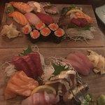 Bild från Blue Ribbon Sushi