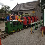 Φωτογραφία: Steeple Grange Light Railway
