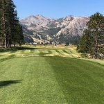 View while golfing