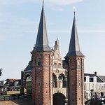 Photo of Rijksmonument Waterpoort Sneek uit 1613