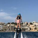 Ảnh về Flyboard Mallorca