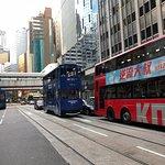 Hong Kong Tramways (Ding Ding) Photo
