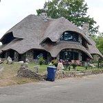 Zdjęcie Mushroom Houses of Charlevoix