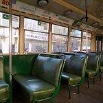 Trolleybuses in Valparaiso照片