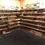 Over 400 facings with almost 30 cigar companies represented