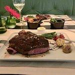 T Bone Steak 600gr. - sehr lecker