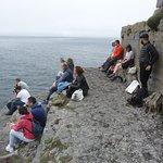 Dun Aonghasa, Inishmore cliffs