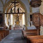 Foto di Burgkirche Raron