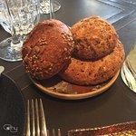 3 verschillende soorten glutenvrije broodjes