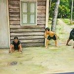 ภาพถ่ายของ Penang 3D Trick Art Museum