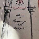 Foto van Klarisa Restaurant - Mediterranean delicacies