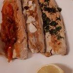 Dreierlei Fischfilets - köstlich